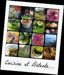 Cuisine et détente